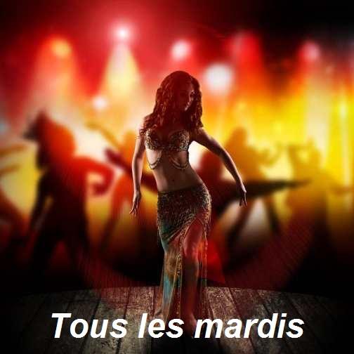 Danse orientale à Rabat