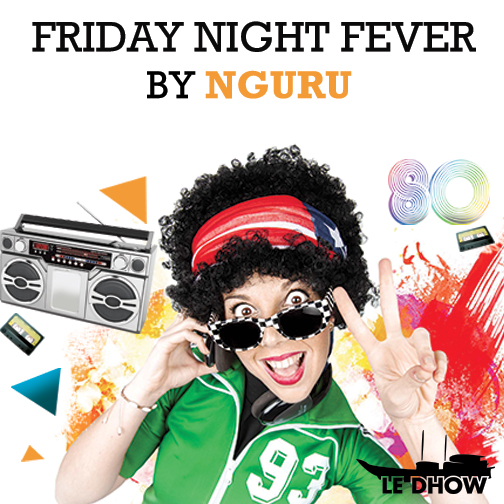 Friday Nigh Fever by Nguru