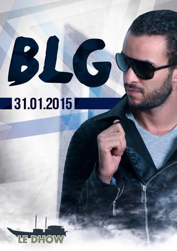 BLG au Dhow à Rabat