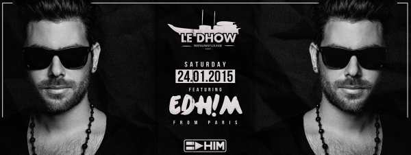 EDHIM au Dhow à Rabat