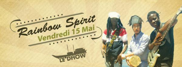 Rainbow Spirit à Rabat au Dhow