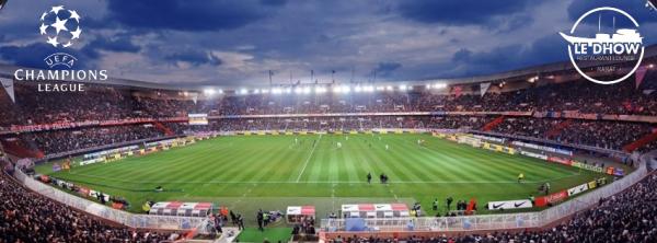 Champions League 2015-2016 à Rabat au Dhow