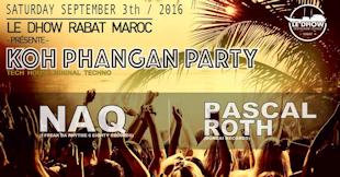 Koh Phangan Party