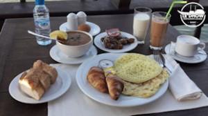 Menu Ftour Rabat